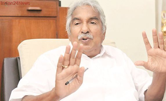 Vizhinjam agreement: Oommen Chandy writes to CAG citing 'lapses' in its findings