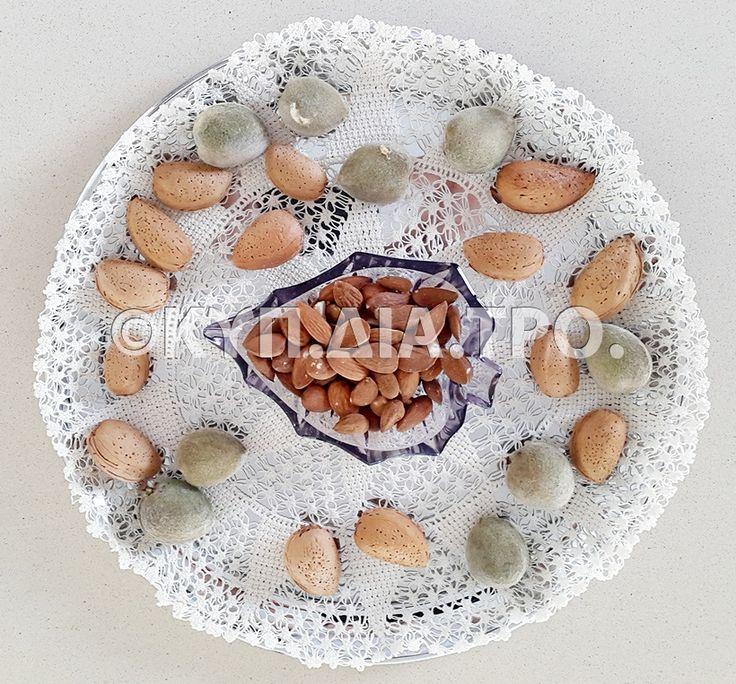 Αμύγδαλα, το υλικό που χαρακτηρίζει το κυπριακό παστίτσι. <br/> Πηγή: Στάλω Λαζάρου.