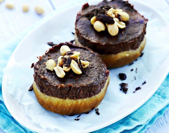 Proteinrik og glutenfri sjokoladepai - Tara