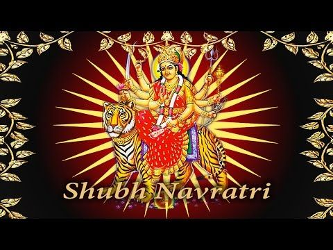 Happy Navratri Image,Festival Wishes,WhatsApp Status,Greetings,Animation,Messages,Navratri Video - YouTube