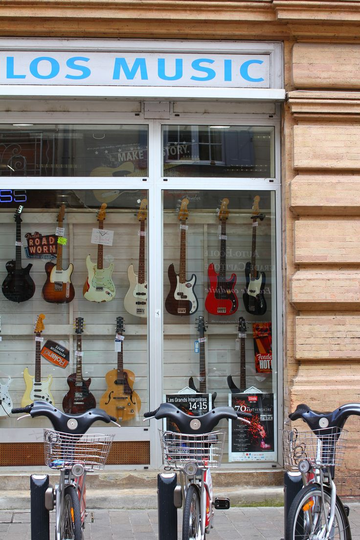 guitars ,,,toulouse