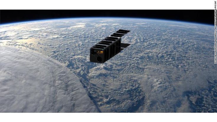 This little satellite will investigate a curious star and its planet. | CNN Science