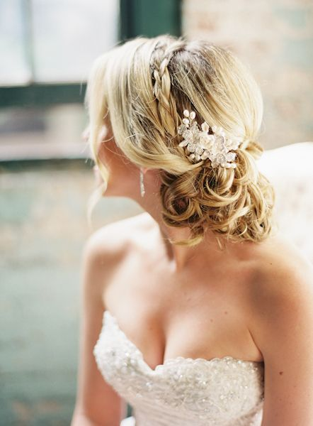 Braided Bridal Updo | photography by http://judypak.com