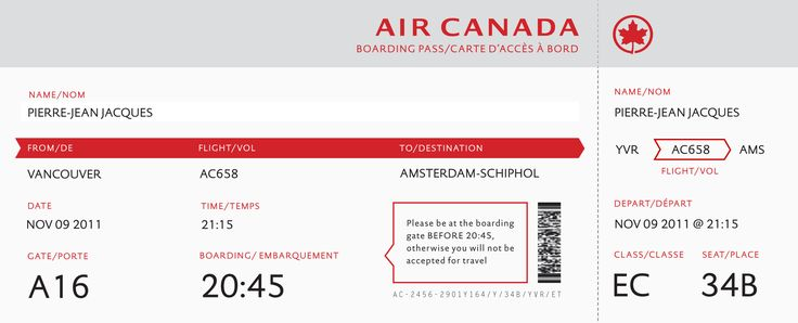 Nice Boarding Pass And ItS Real  Layout    Boarding