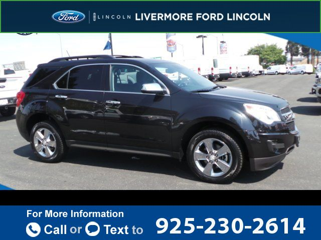 2014 *Chevrolet* *Chevy*  *Equinox* *LT*  58k miles Call for Price 58592 miles 925-230-2614 Transmission: Automatic  #Chevrolet #Equinox #used #cars #LivermoreFord #Livermore #CA #tapcars