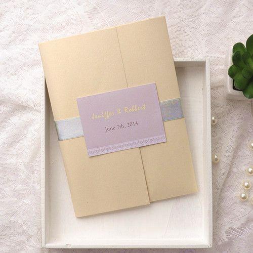 17 best ideas about Wedding Invitation Kits – Gold Wedding Invitation Kit