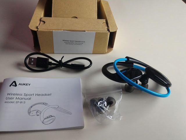 I consigli di Rocco,esperienze di ristoranti,alberghi,viaggi e dei prodotti testati: AUKEY EP-B13 Auricolare Stereo Bluetooth