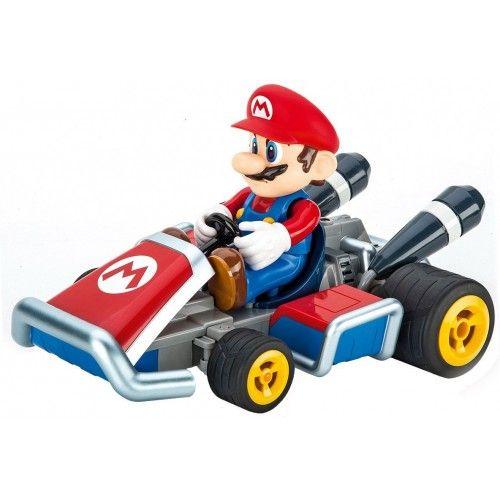 Carrera RC Auto Mario Kart 7: Mario  Carrera RC Auto Mario Kart 7: Mario  EUR 79.99  Meer informatie