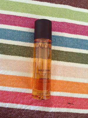 Caudalie Divine Oil | Beauty Notes by Athina