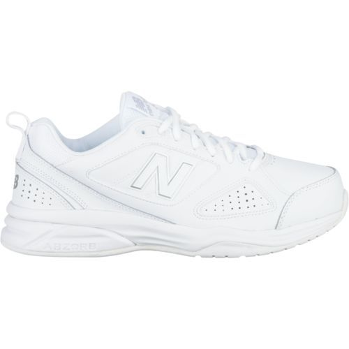 New Balance Men's 623 Training Shoes (White, Size 11.5) - Men's Training Shoes at Academy Sports