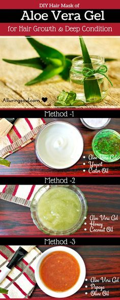 Hair mask of Aloe Vera Gel is great for hair growth and also as a effective deep conditioner. It overall nourishes hair if it is being used on regular basis. Check out how can it benefits your hair.