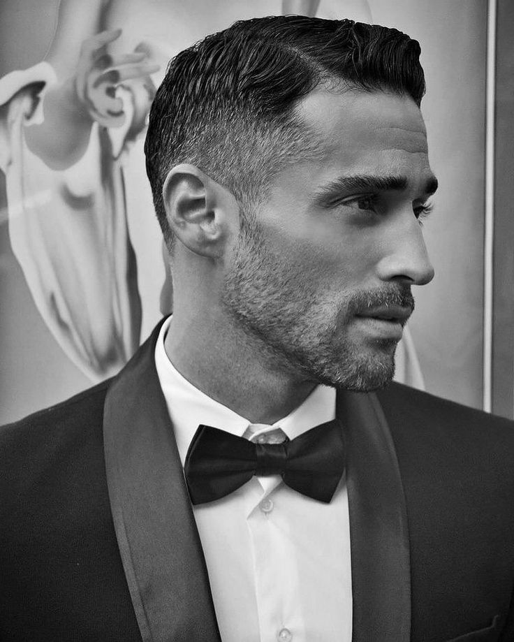 awesome 25 Vintage 1920's Hairstyles For Men - Classic Looks For Gentlemen