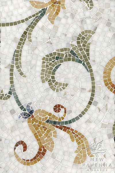 New Ravenna Mosaics :: Tamsin