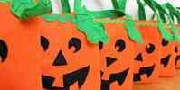 Sacchetti Halloween Fai da te
