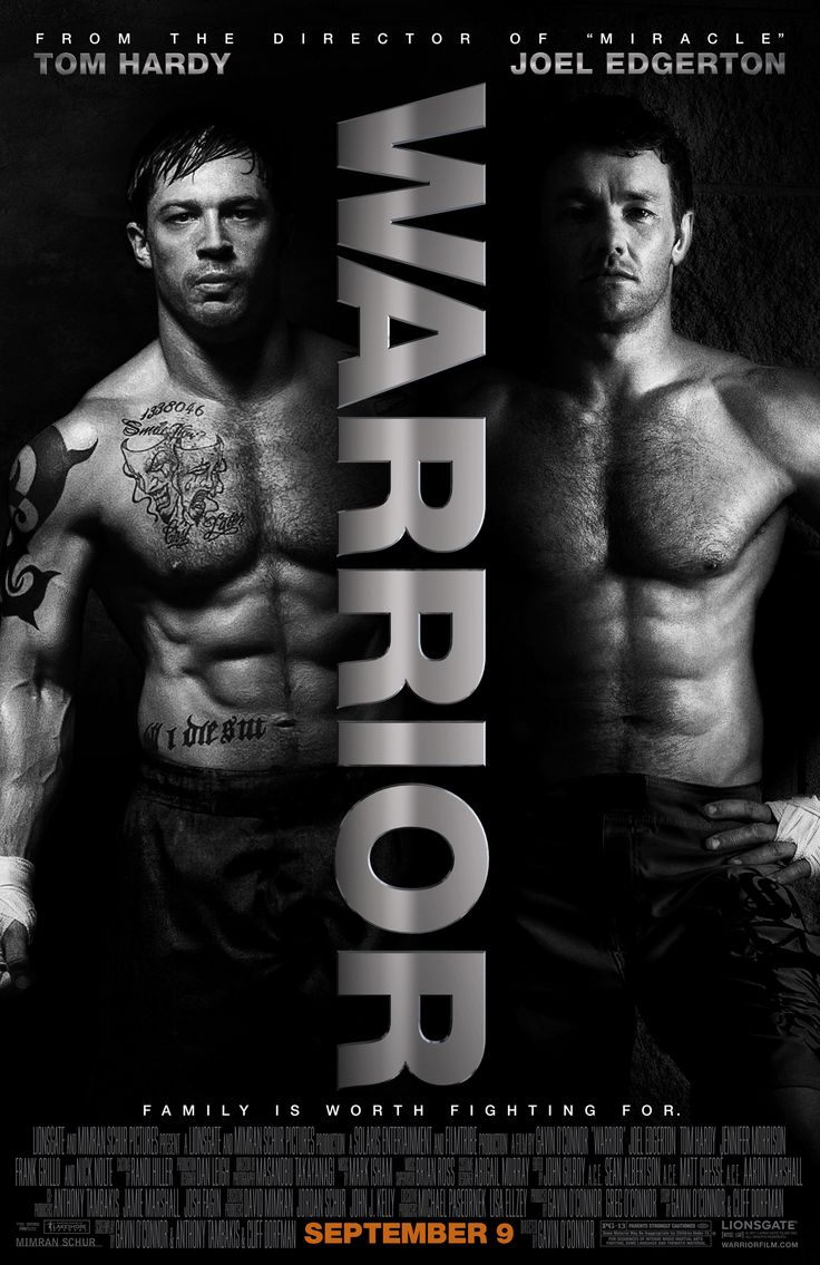 """Warrior"" (2011) / Director: Gavin O'Connor / Writers: Gavin O'Connor (screenplay), Anthony Tambakis (screenplay) / Stars: Tom Hardy, Nick Nolte, Joel Edgerto #poster"
