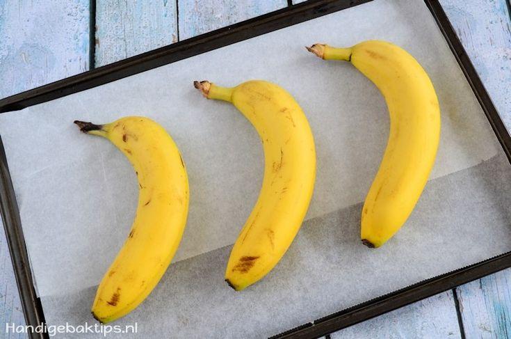 Zo kun je bananen snel laten rijpen - Handige Baktips