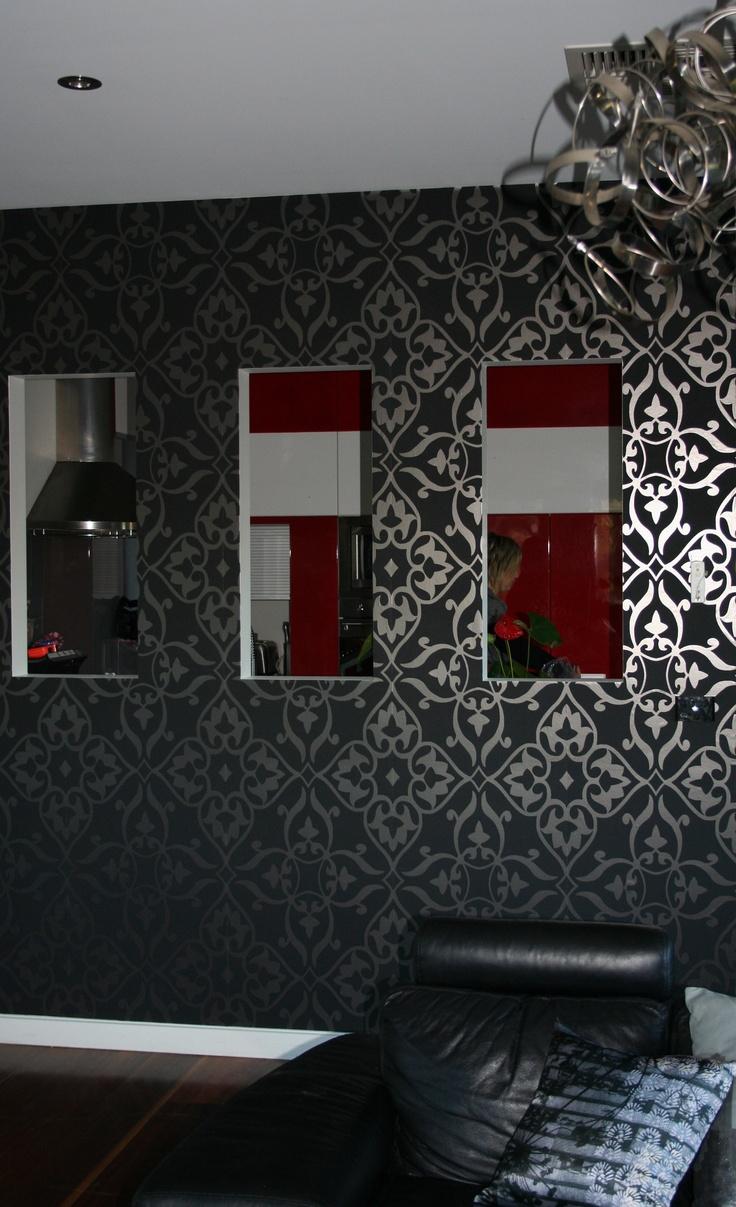 Contemporary home redecoration