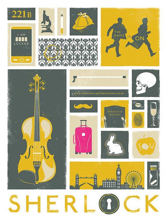 Sherlock poster                                                                                                                                                                                 More
