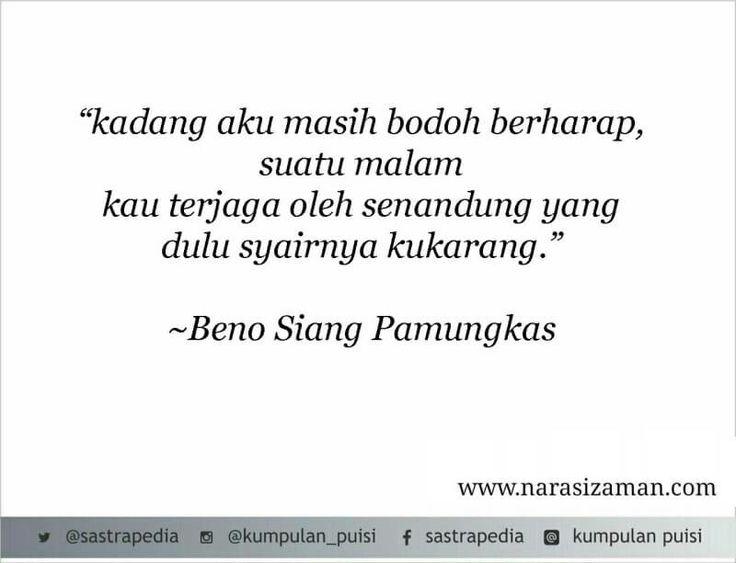 By Beno Siang Pamungkas