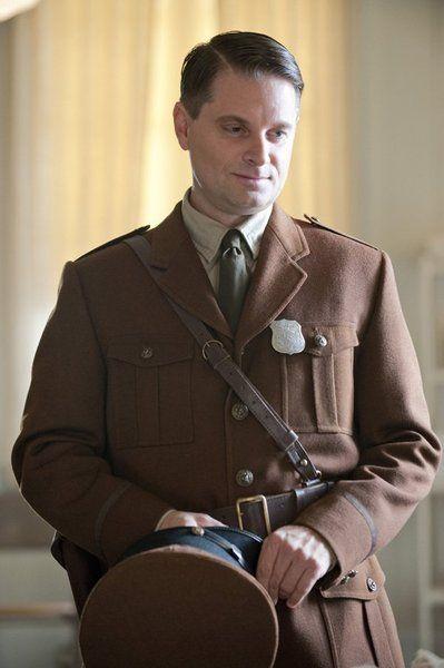 Fargo Season 3|  Shea Whigham as Meeker County Chief of Police Moe Dammick.