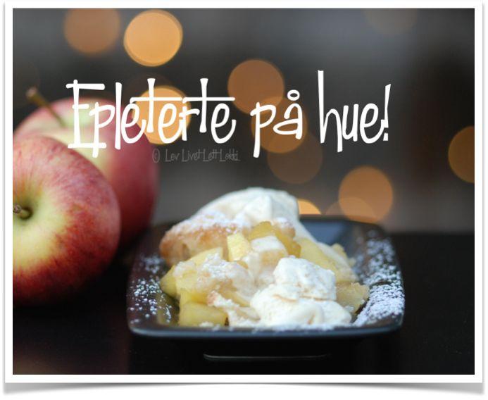 I mitt «Oktober» innleggnevnte jeg at jeg skulle teste ut en fransk epleterte, men da med gluten- og melkefrie ingredienser. Så, en solrik høstdag gjorde jeg nettopp det. Det gikk ikke som jeg hadde tenkt. Det var til å få hikke av altså – det gikk helt dingelibom! Den tertedeigen oppførte seg ikke som den...Continue