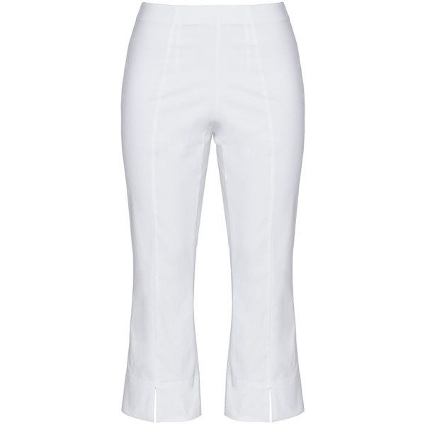 Best 20  White cropped pants ideas on Pinterest | What to wear ...