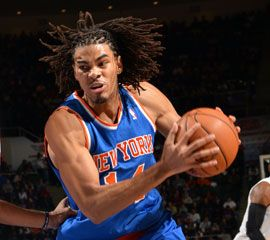 Chris Copeland - NBA Player - New York Knicks #14 - Forward  4/7/13- Chris Copeland becomes the first New York Knicks rookie since Bill Cartwright to score 30+ points in consecutive games as the team gets their 54th win of the season!
