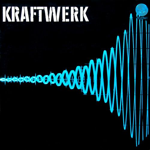 MOODBOARD Kraftwerk - Kraftwerk Vertigo - 1973 Cover Design: Unknown?