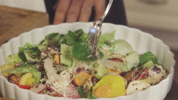 Salat to-go