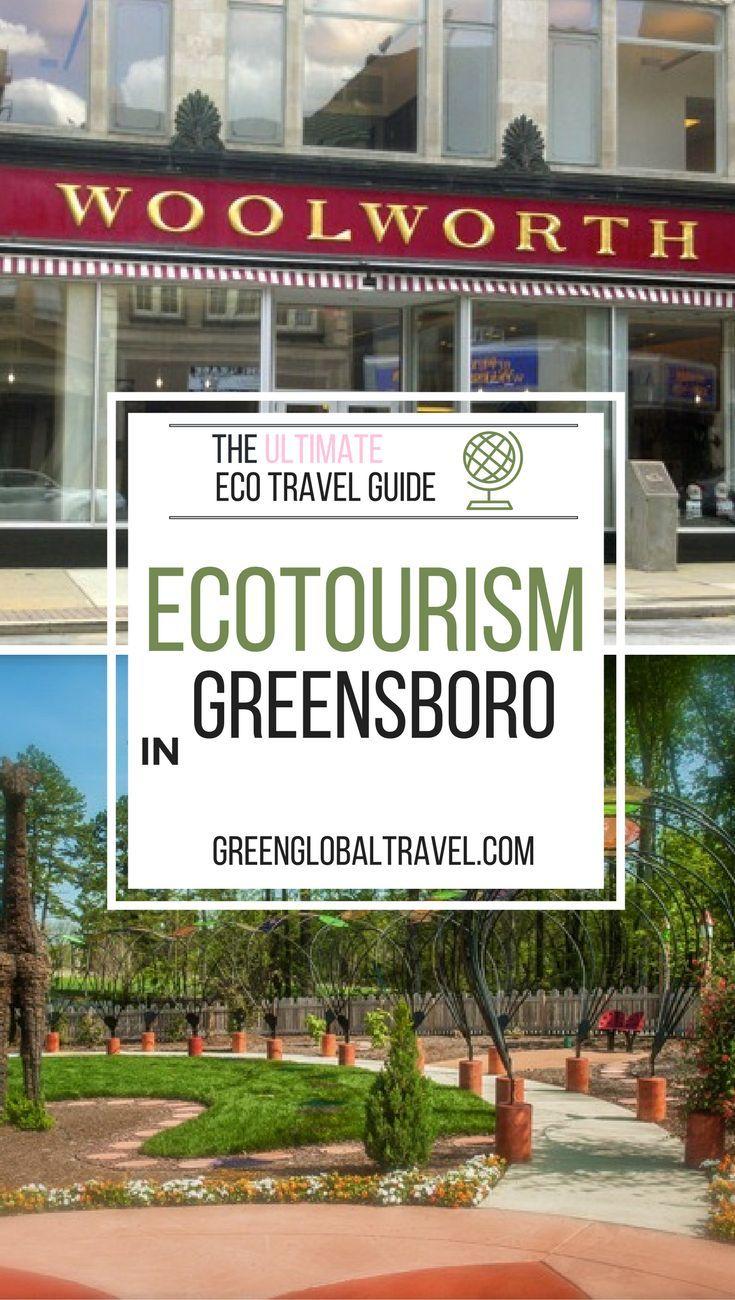 Greensboro North Carolina Travel Guide  Going Green In Greensboro