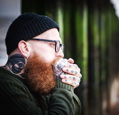 240 best images about beautiful ginger men on pinterest for Red beard tattoo