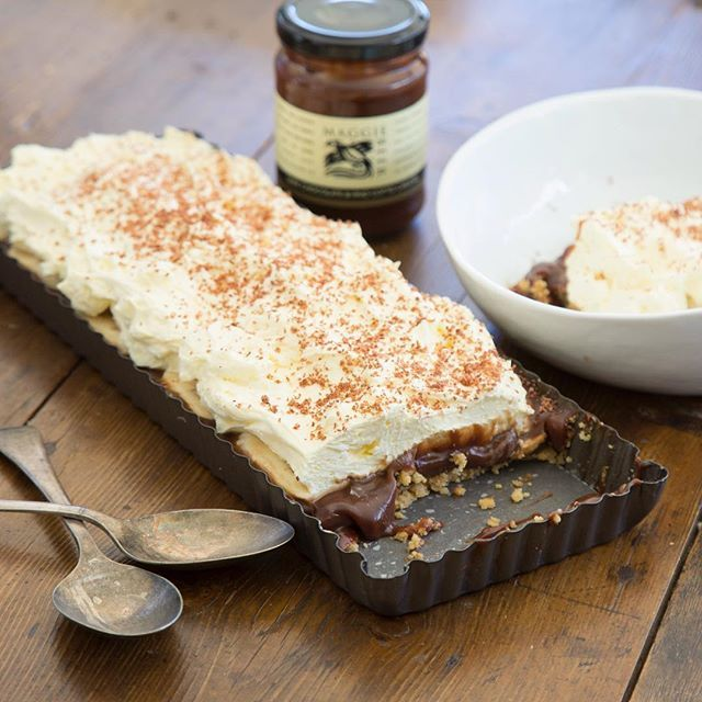 Maggie's version of Banoffee Pie makes for the perfect Sunday night indulgence. https://www.maggiebeer.com.au/recipes/banoffee-pie