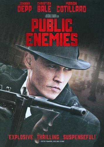 Public Enemies [DVD] [2009]