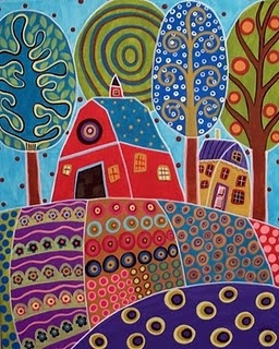 Karla Gerard...barn /pattern idea