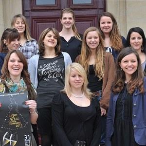 10 candidates pour la couronne de Miss Route du champagne 2012 !
