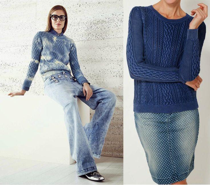 Jersey efecto lavado de Cortefiel  #Gucci #inspiration http://cuchurutu.blogspot.com.es/2014/06/gucci-inspiration.html