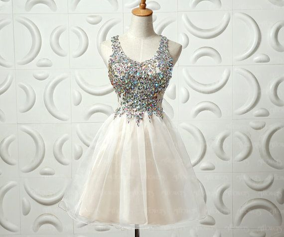 Short Homecoming dresses, junior homecoming dress, rhinestone homecoming dress, cheap homecoming dress, dresses for homecoming, 17601 sold by OkBridal. Shop more products from OkBridal on Storenvy, the home of independent small businesses all over the world.