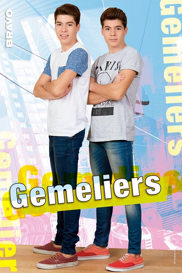 Dos chicos que mismo lejos conquistaram mi corazón. Chicos os espero, y nunca se olviden que tienen una Gemelier Portuguesa que os espera. #GemeliersPortugal