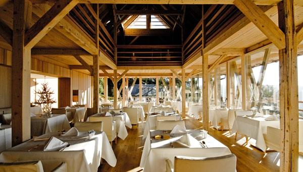 Vigilius mountain resort design hotel in lana south for Hotel design 987 4
