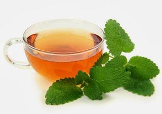 Lemon balm tea recipe for stress and anxiety relief. Natural Valium!