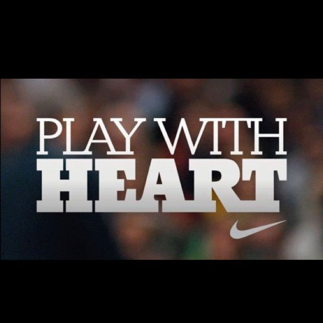 Quotes About Playing Sports With Heart