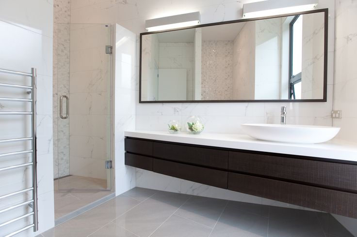 Von Sturmer - Minimising the angles in this ensuite