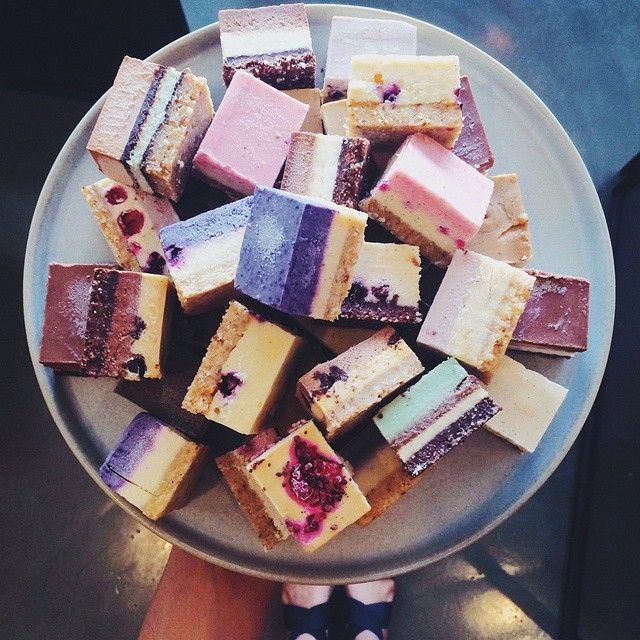 Heaven! Pana Chocolate Raw Cakes