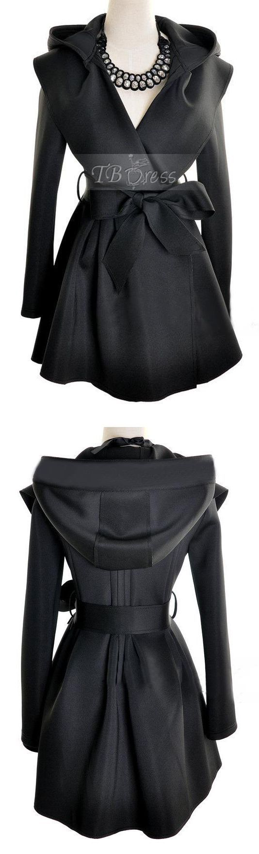 Vogue Style Pure Color Hooded Long Cotton Trench Coat http://www.tbdress.com/product/Vogue-Japanese-Style-Pure-Color-Hooded-Long-Cotton-Trench-Coat-10704854.html
