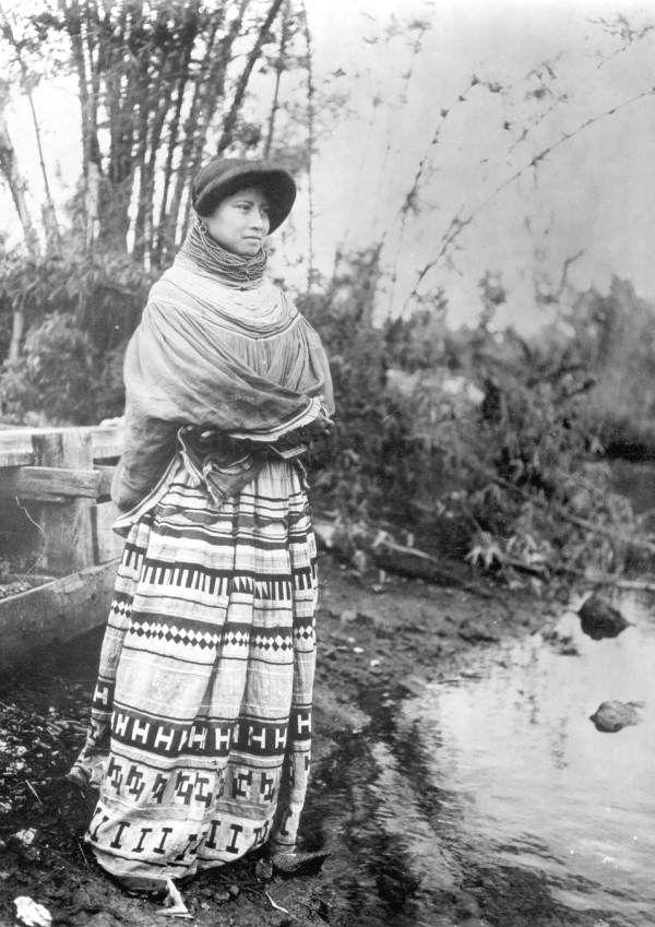 Ruby Jumper Billie: Big Cypress Reservation, Florida. 1930