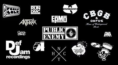 NYの音楽シーンを代表するロゴデザイン22
