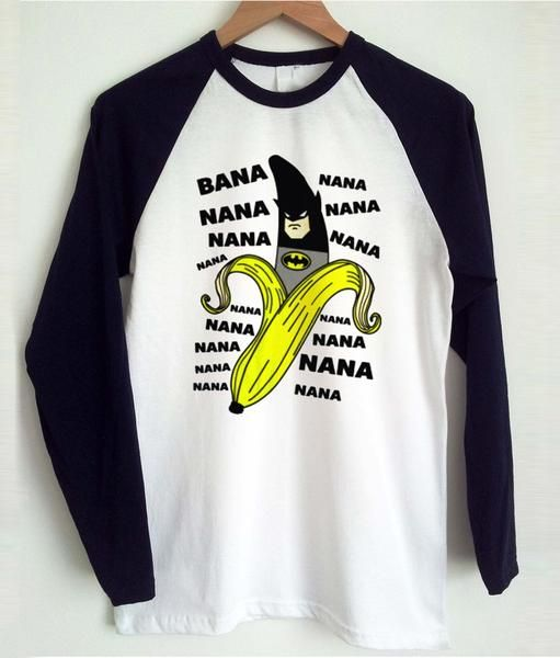 banana batman shirt