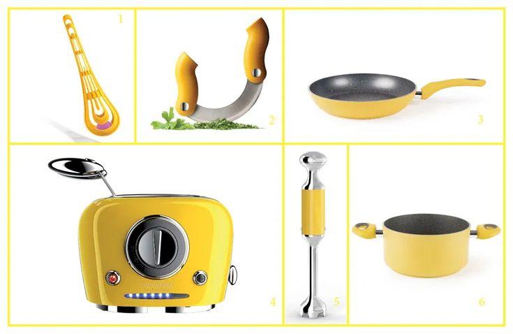 Colores Pantone 2021: Illuminating y Ultimate Grey Grey, Ceramic Tableware, Dish Sets, Color Coordination, Metal Screen, Flatware Set, Paint Metal, Yellow Accents, Gray
