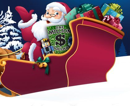 From December 4–15, Monday through Friday, let the WOF contestants are your Secret Santa, spinning to win for you. That's right … if your SPIN ID appears on TV, you win whatever the contestant wins!    Prizes will change and varies, but include...