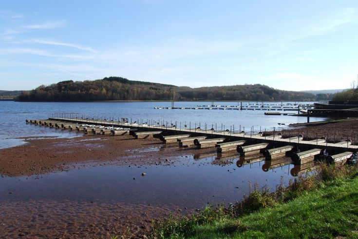 Der Bostalsee ist ein Stausee im nördlichen Saarland, der im Jahr 1979 vorrangig…